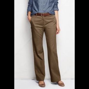Lands' End Chino Trousers